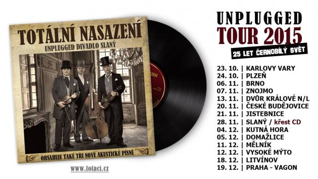 unplugged tour 2015